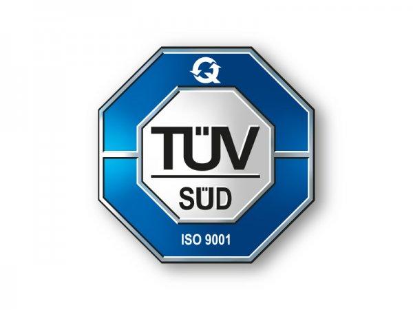 Certifikace ISO 9001:2016