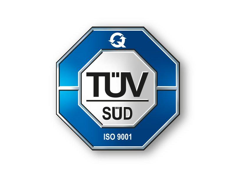 Certifikace ISO 9001