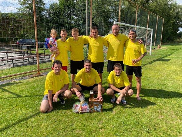 Fotbalový turnaj Předenice 2020